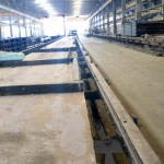 Long Beds for Precast Wall and Floor Panels Production
