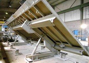 Precast Concrete Tilt Table