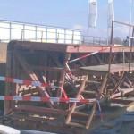 Stahlschalung für Brückenträger, Binder