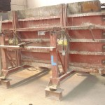 Stair case formwork A15109