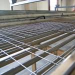 Flexible Mattenschweissanlage FILZMOSER / EVG