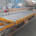 Treppenschalung HOWAL Variotop 18/200 Precast Stair Mold