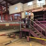 Roller-Straightening Machine RA100
