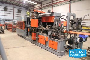 Wire Girder Welding Line
