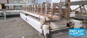 25 to Ausfahrwagen für Betonfertigteil-Wände