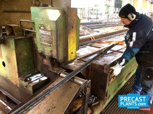 Rebar Cutting Line