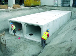 Box Culvert Molds