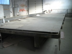 Hydraulic Tilting tables