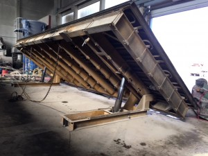 Hydraulic Tilting table