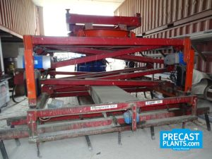 Filigree floor slab LIFTER