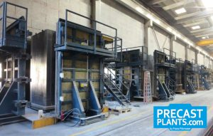 Precast Elevator Shaft Mold