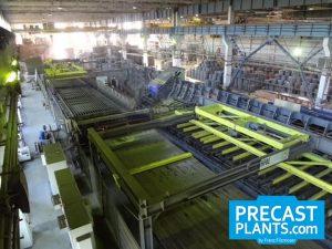 EVG HFBE Precast Mesh Plant