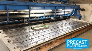 Floor slabs pallets carousel AVERMANN, A20354