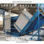 Garagenschalung 2014